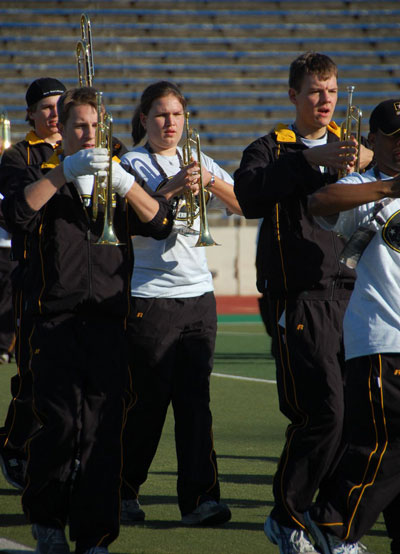 U.S. Army All-American Marching Band 2008