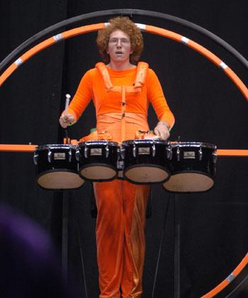 United Percussion gyroscope