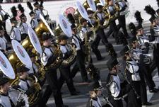 El Dorado Golden Hawks Band & Color Guard