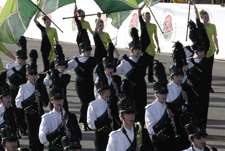 Millard West High School Wildcat Marching Band