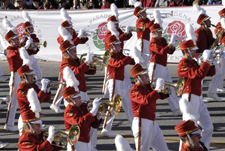 Pasadena (Calif.) City College Tournament of Roses Honor Band and Herald Trumpets