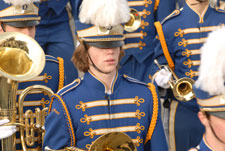 Alexis I Dupont Marching Band