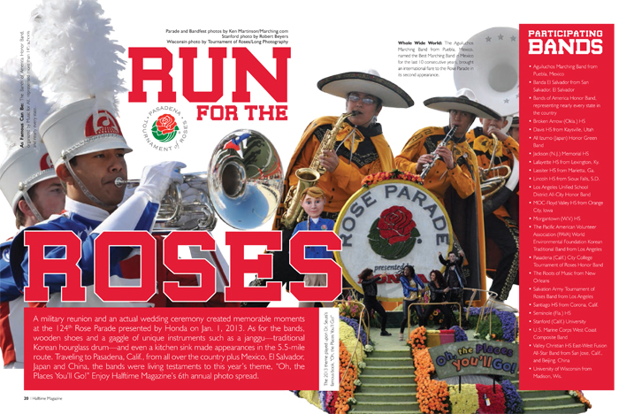 Run for the Roses page 1