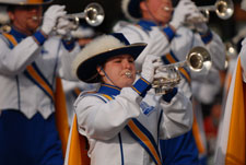 South Dakota State University Marching Band