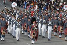 Virginia Military Institute Regimental Band and Pipe Band
