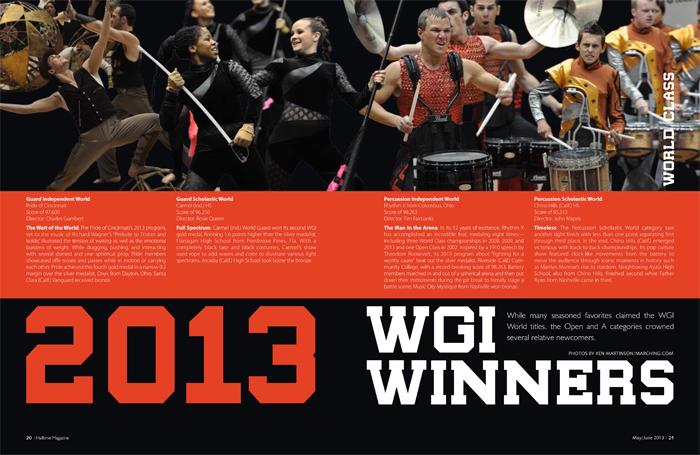 WGI Championships 2012 page 1