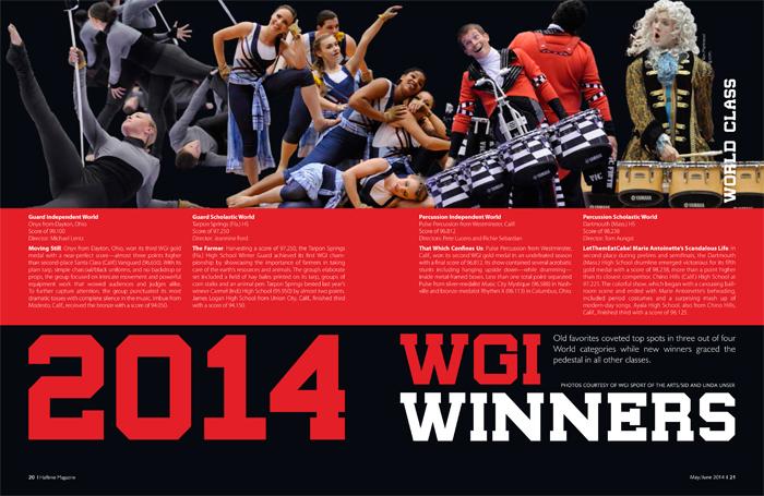 WGI Championships 2014 page 1