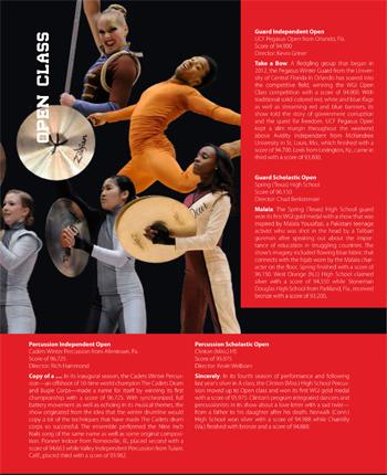 WGI Championships 2014 page 2