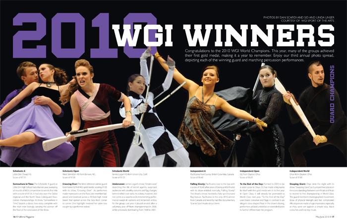 WGI Championships 2010 page 1