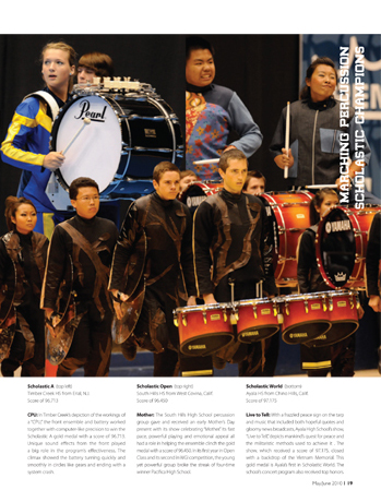 WGI Championships 2010 page 2