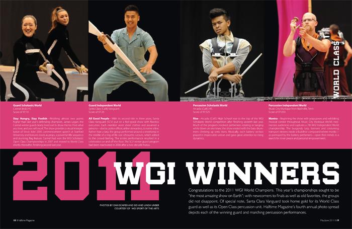 WGI Championships 2011 page 1