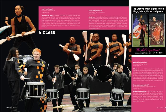 WGI Championships 2011 page 3