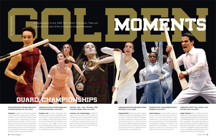 WGI Championships 2008 page 1