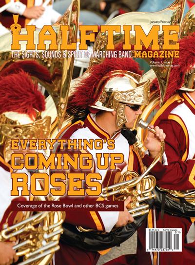 Haltime Magazine - January/February 2008