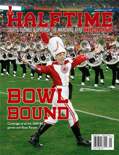 Haltime Magazine - January/February 2009