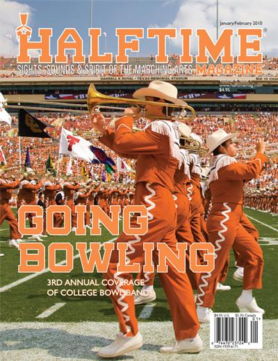 Haltime Magazine - January/February 2010