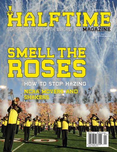 Haltime Magazine - January/February 2012
