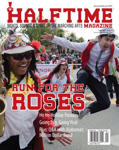 Haltime Magazine - January/February 2013