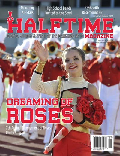 Haltime Magazine - January/February 2014