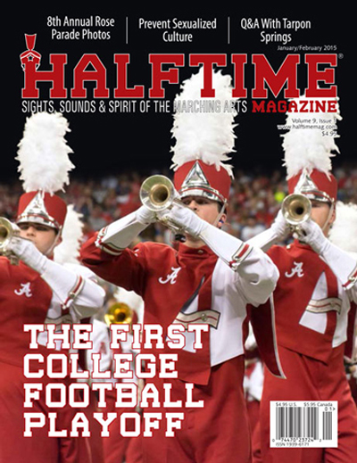 Haltime Magazine - January/February 2015