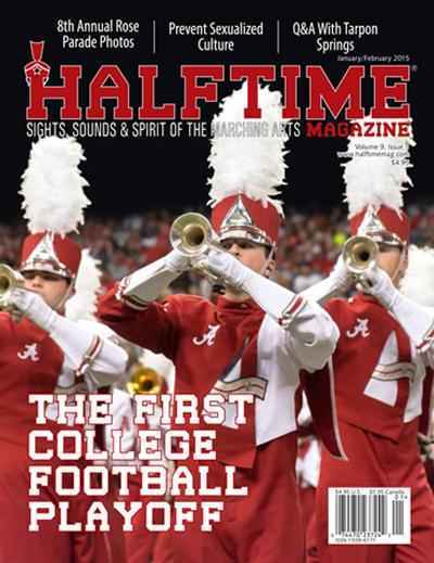 Haltime Magazine - January/February 2015