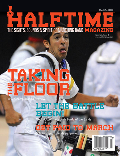 Haltime Magazine - March/April 2008