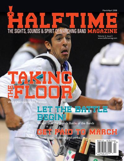 Haltime Magazine - March/April 2008