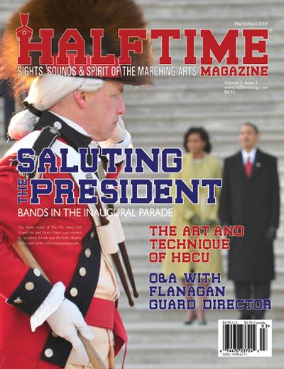 Haltime Magazine - March/April 2009