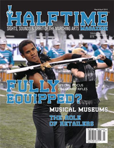 Haltime Magazine - March/April 2010