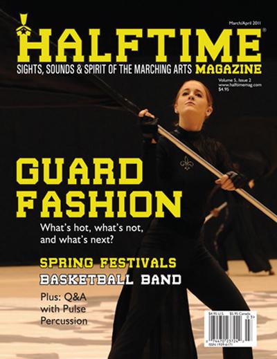 Haltime Magazine - March/April 2011