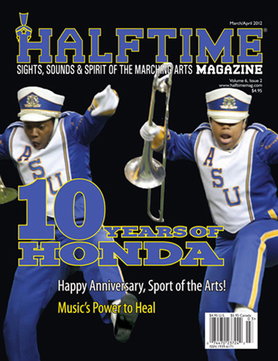 Haltime Magazine - March/April 2012