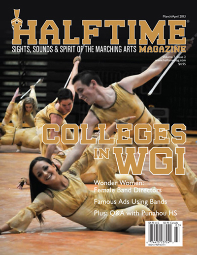 Haltime Magazine - March/April 2013