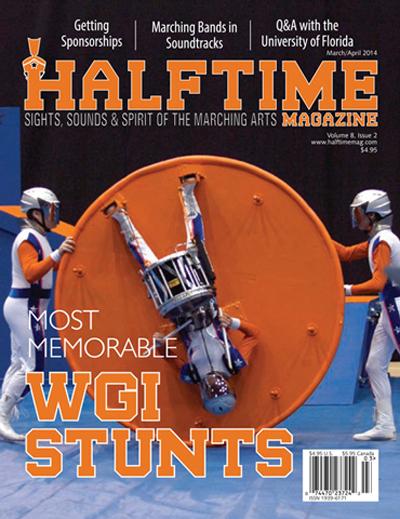 Haltime Magazine - March/April 2014
