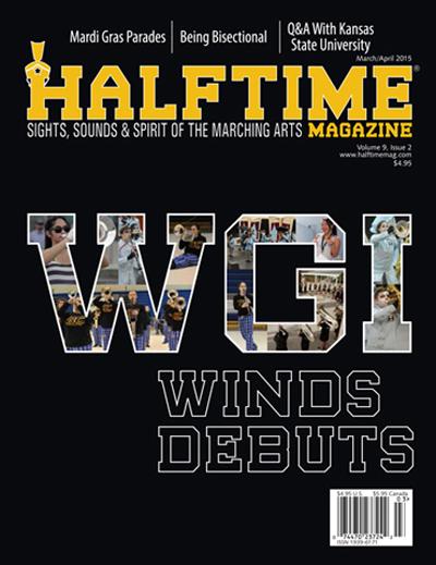 Haltime Magazine - March/April 2015