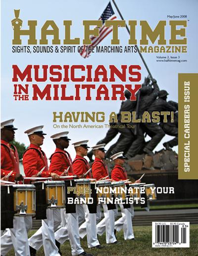 Haltime Magazine - May/June 2008