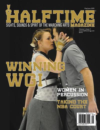 Haltime Magazine - May/June 2009