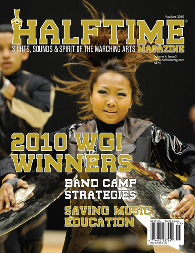 Haltime Magazine - May/June 2010