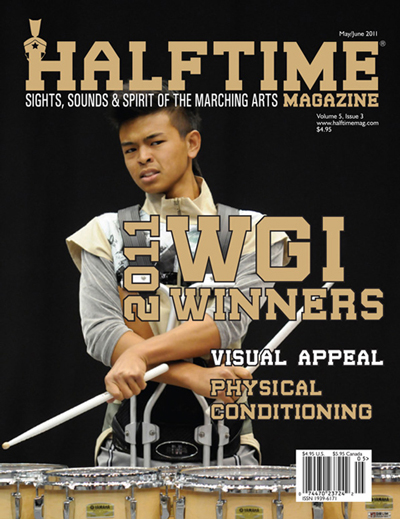 Haltime Magazine - May/June 2011
