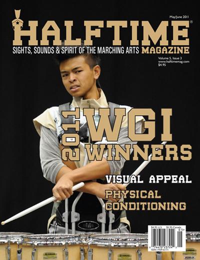 Haltime Magazine - May/June 2011