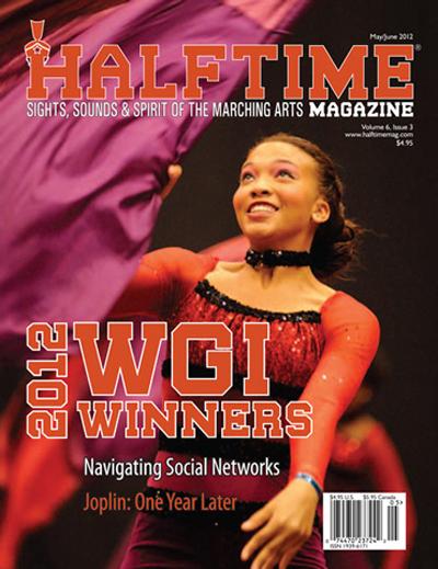 Haltime Magazine - May/June 2012