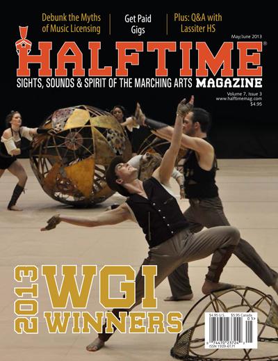 Haltime Magazine - May/June 2013