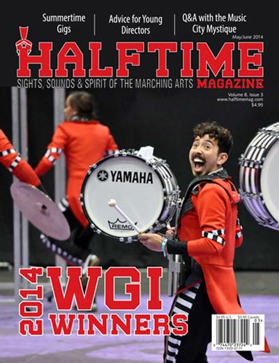 Haltime Magazine - May/June 2014