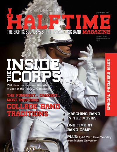 Haltime Magazine - July/August 2007