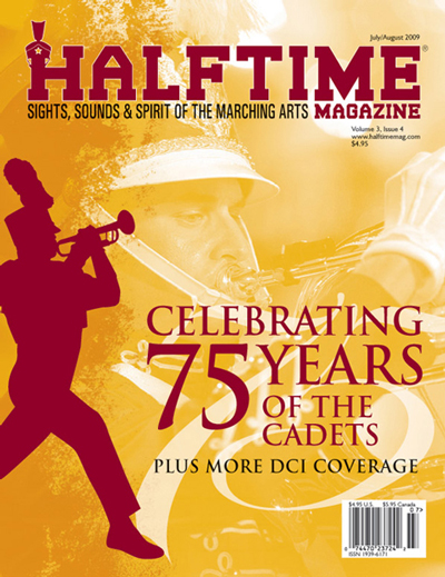 Haltime Magazine - July/August 2009