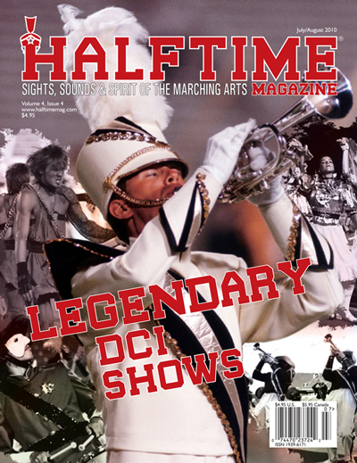 Haltime Magazine - July/August 2010