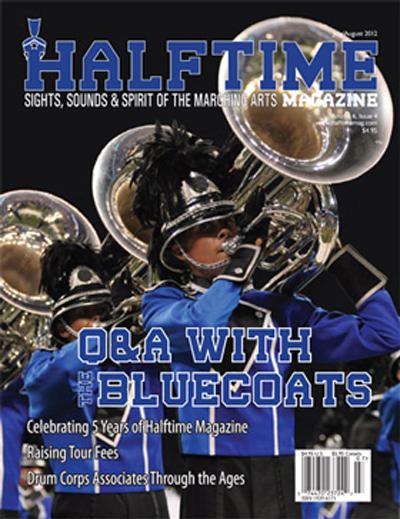 Haltime Magazine - July/Aug 2012