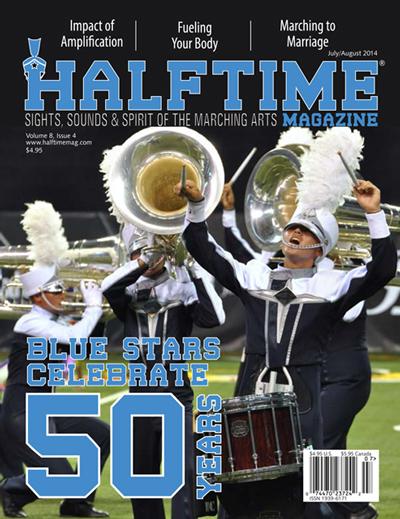 Haltime Magazine - July/August 2014