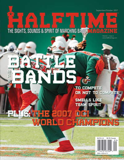 Haltime Magazine - September/October 2007