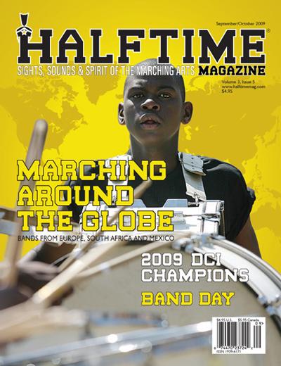Haltime Magazine - September/October 2009