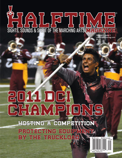 Haltime Magazine - January/February 2011